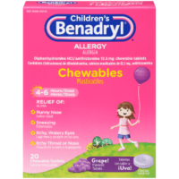 Save With $1.00 Off Children's Benadryl Products Coupon!