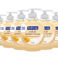 Softsoap Liquid Hand Soap 6-Pack Only $4.15 Shipped at Amazon!