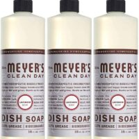 Mrs. Meyer's Liquid Dish Soap 3-Pack Only $9.06 Shipped at Amazon!