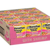 Maruchan Instant Cups Only $4.44 Shipped at Amazon!