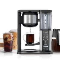 Save $40! Ninja Specialty Coffee Maker Only $99 at Walmart!